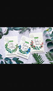 Mouths of Mums – Win One of Forty Plantable Cards