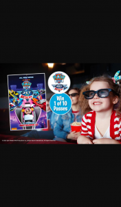 MUM CENTRAL – Win 1 of 10 Family Passes to Paw Patrol Jet to The Rescue (prize valued at $600)
