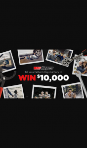 Nine Entertainment-Repco – Win The Promotion to The Promoter's Satisfaction (prize valued at $10,000)