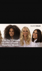 Nova 93.7 – Win The Ultimate Glow Up With Maurice Meade (prize valued at $3,900)
