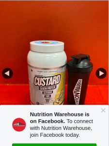 Nutrition Warehouse Rothwell – Win a Muscle Nation Prize Pack
