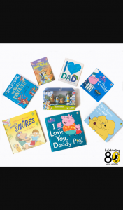 Planning with kids Penguin Father's Day Book Bundle Giveaway ends 1145pm Aug 18 – Competition (prize valued at $90)