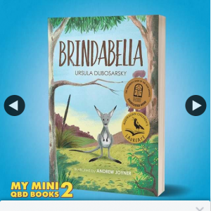 QBD Books – Win a Copy of Brindabella & Signed Matching Mini Book