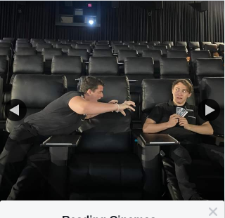 Reading Cinemas Harbour Town – Win a Double Pass to See Peninsula