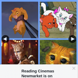 Reading Cinemas Newmarket – Win a Double Pass to See Any Movie