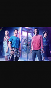 Scenestr – Win a Double Pass to See 'bill & Ted Face The Music' From When It Hits Cinemas on 10 September