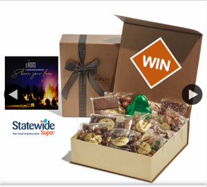 South Aussie With Cosi – Win a Yummy Haighs Chocolate Hamper??