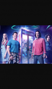Spotlight Report – Win One of Five Bill & Ted Face The Music Double Passes
