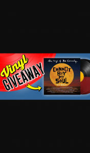 Stack magazine – Win a Vinyl Copy of Cannot Buy My Soul