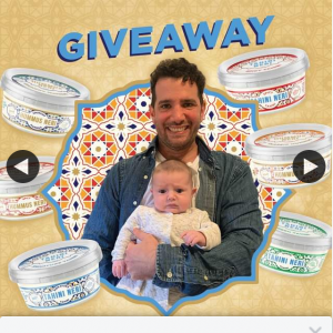 Tahini Neri – Win 2 Dip Packs to Be Won