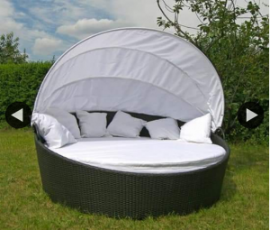 Tamar Camping – Win One of Our Circular Day Beds (valued at $550). (prize valued at $550)