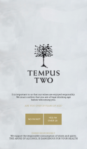 Tempus Two – Participating Bottleshops buy a 750ml bottle or more of TT Enter to – Win an Assorted Tiered Instant Win Iconic Gift Card (prize valued at $1)