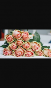 The Australian – Win a Bunch of Roses Delivered to Your Doorstep Every Week for a Month (prize valued at $1,487.4)
