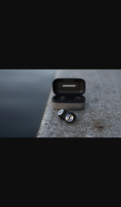 The Australian – Win One of Ten Pairs of Sennheiser Momentum True Wireless Earbuds this Month With The Australian Plus (prize valued at $2,640)