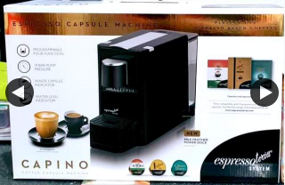 The Park Hive IGA – Win One of Two Espressotoria Coffee Machines