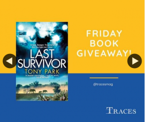 Traces magazine – Win a Copy of The Last Survivor