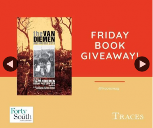 Traces magazine – Win a Copy of The Van Diemen Anthology 2019