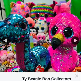 Ty beanie boo collectors – These Medium Tremor