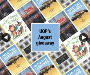 University of Queensland Press – Win a New Release Book