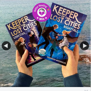 Win 1 of 3 The Keeper of The Lost Cities Book Pack Better Reading Kids