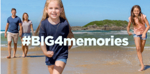 BIG4 Holiday Parks – Win 1 of 6 prizes of a 2-night accommodation each