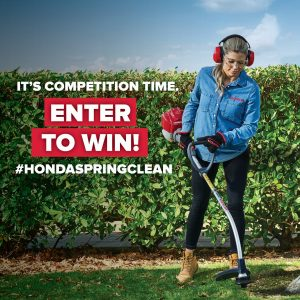 Honda Australia Motorcycle and Power Equipment – Win 1 of 3 prizes