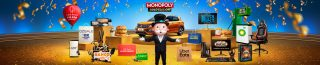 Mcdonald's – Monopoly Game 2020 at Macca's – Win Instantly with $532 Million worth of prizes