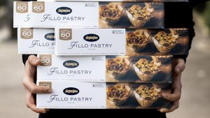 SBS Food – Win a years supply of Antoniou Fillo pastry