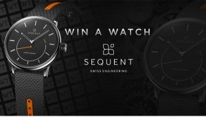 WorldTempus – Win a Sequent watch