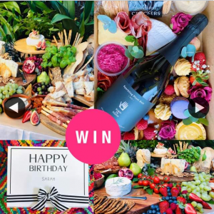 Adelady – Win Two Beautiful Picnic Boxes From Gourmet Grazing for You and Your Friends to Feast on Delivered Straight to Your Door (prize valued at $200)