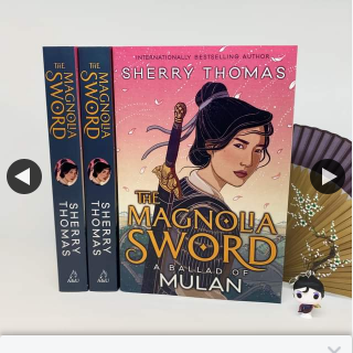 Allen & Unwin teen – Win The Magnolia Sword By Sherry Thomas