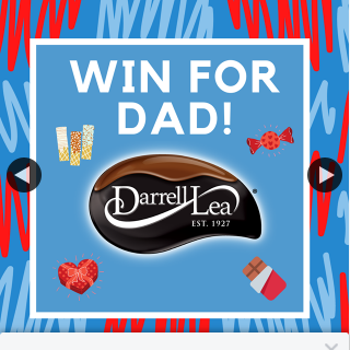 Aspley Hypermarket – Win a Jam Packed Bag of Your Dad's Faves