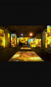 Aussie Theatre – Win Tickets to Van Gough Alive Exhibition Sydney