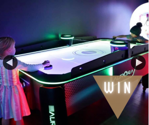 Australia Fair SC – Win an Hour Free Play