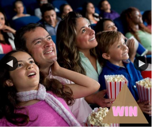 Australia Fair SC – Win One of Two Events Cinemas Family Passes