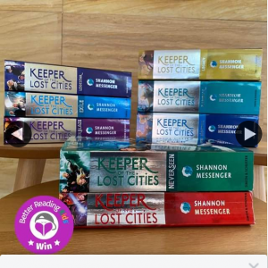 Better Reading Kids – Win The Keeper of Lost Cities Packs