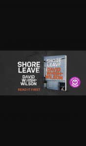Better Reading – Win a Copy of Shore Leave By David Whish Wilson