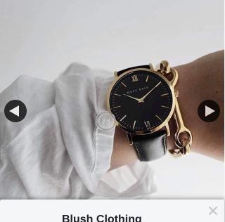 Blush Clothing Playhouse – Win Marc Bale Watch