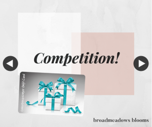Broadmeadows Blooms – Win $100 Coles Gift Card (prize valued at $100)