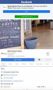 Byford Market Place – Win 2 Nights Stay The Colony Mandoon Estate & $100 Gift Voucher Runner Up $50 Gift Voucher to Be Used at Retailer