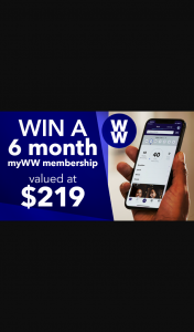 Channel 7 – Sunrise – Win a Six Month Myww Membership In this Week's Sunrise Family Newsletter
