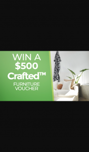Channel 7 – Sunrise – Win $500 to Spend at The Furniture Retailer In this Week's Sunrise Family Newsletter