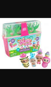 Child Mag – Win One of Twelve Baby Blume Toy Sets (prize valued at $25)