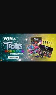 Dendy – Win a Hair-Raisingly Rockin' Prize Pack Including