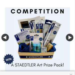 Eckersley's – Win an Awesome Staedtler Design Journey Prize Pack (prize valued at $100)