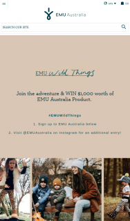 Emu Australia – Win $1000 Worth of Emu Footwear for Your Own Adventures (prize valued at $1,000)