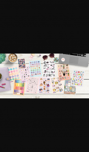 Female – Win One of 20 Sticker Packs From PosTicket Sticker Club (prize valued at $50)