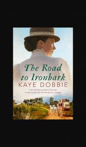 Female – Win One of 5 X The Road to Ironbark By Kaye Dobbie Valued at $29.99 Each (prize valued at $29.99)