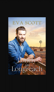 Girl – Win One of 5 X Tlonely In Longreach Books By Eva Scot Valued at $29.99 Each (prize valued at $29.99)
