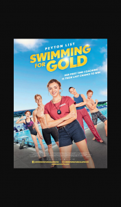 Girl-comau – Win One of 10 X Double Passes to Swimming for Gold (prize valued at $1)